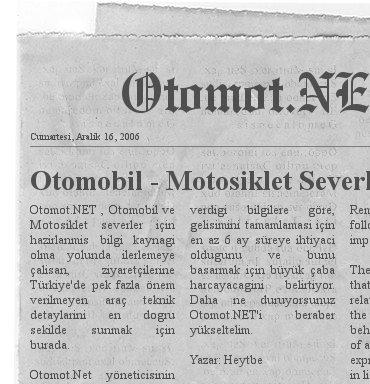 Otomot.NET