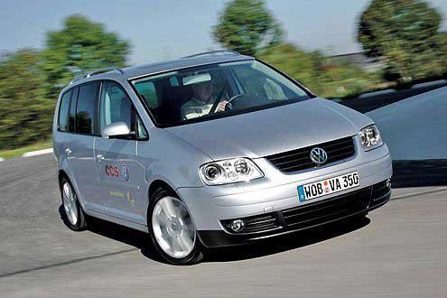 VW Touran CCS
